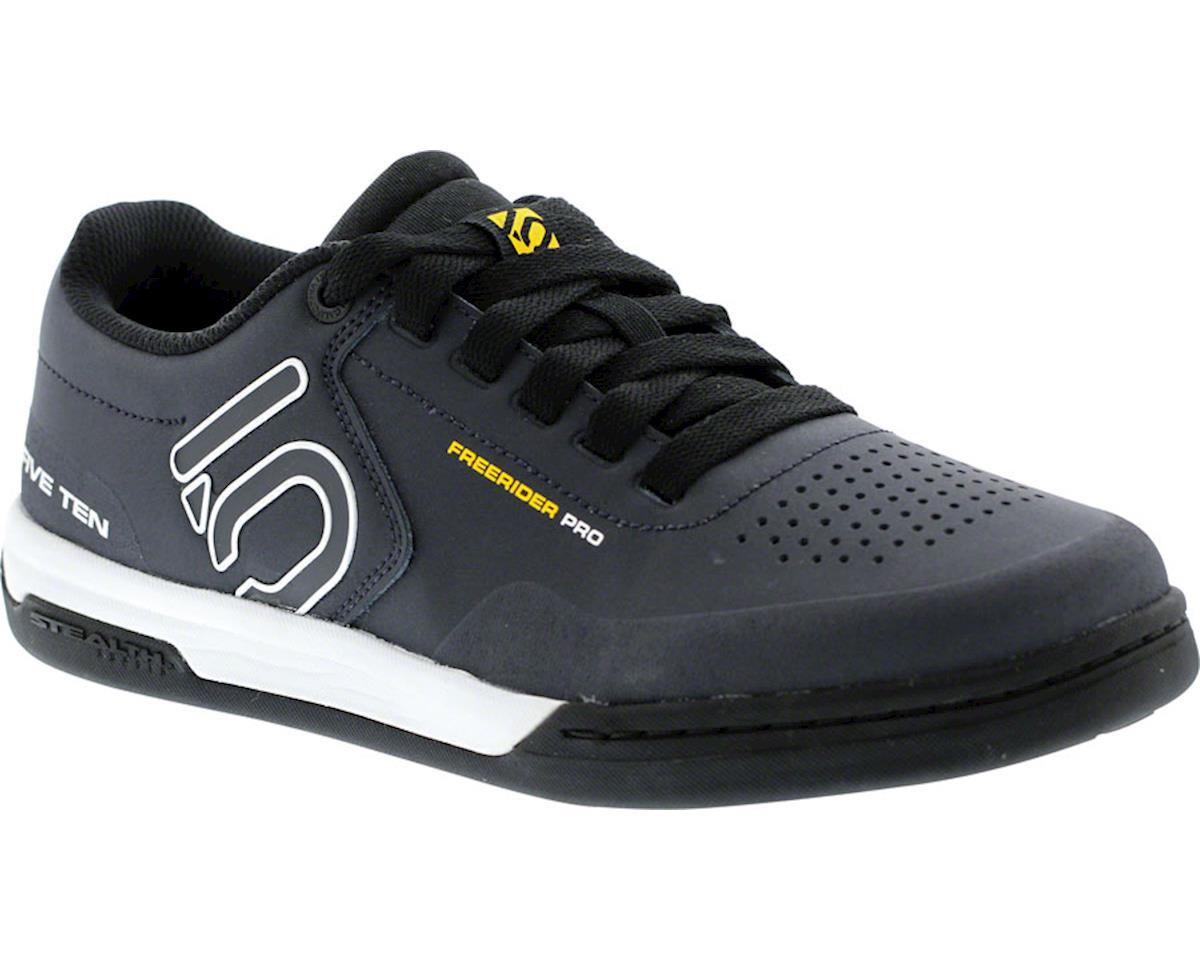 Freerider Pro Men's Flat Pedal Shoe: Night Navy 8.5