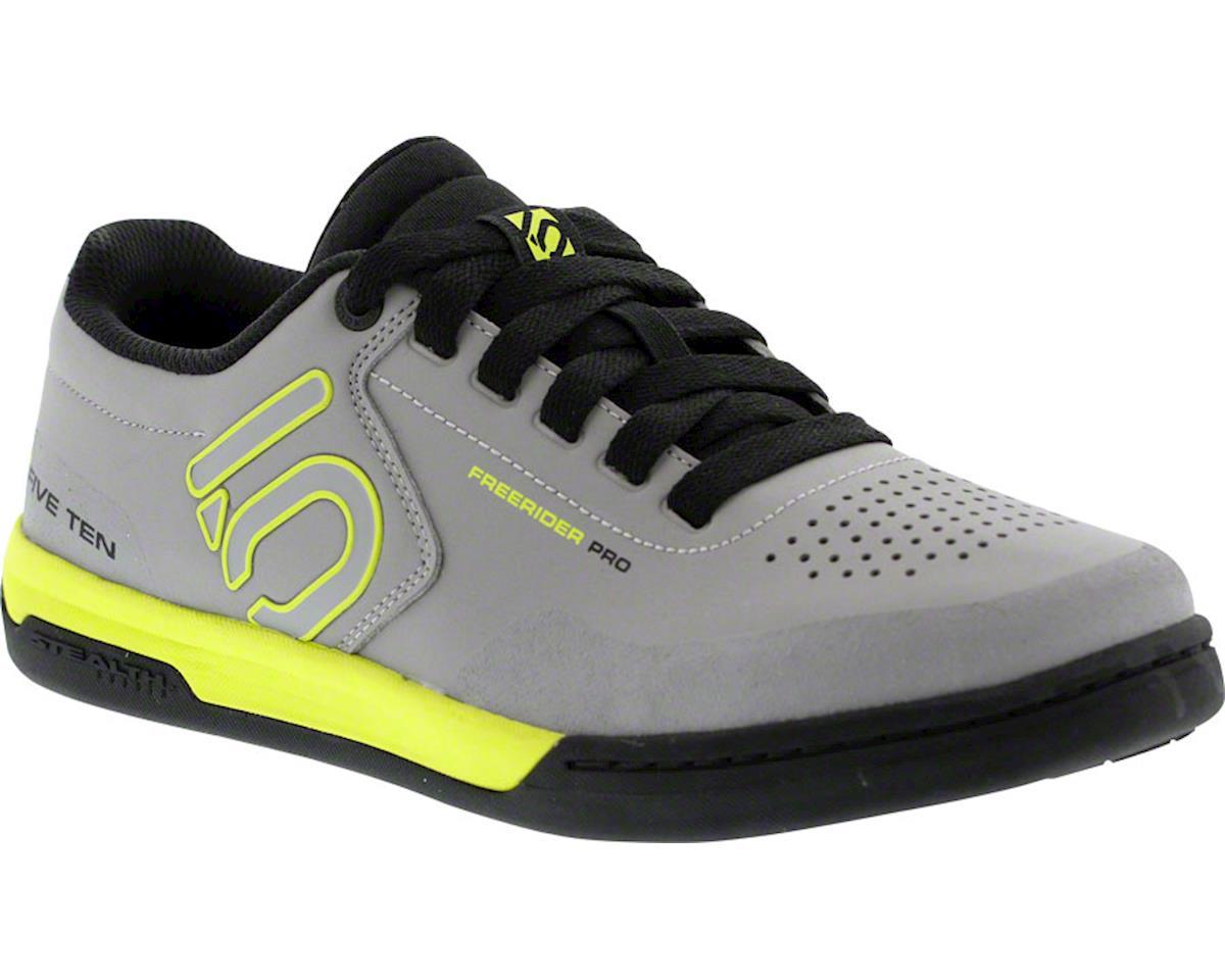 Freerider Pro Men's Flat Pedal Shoe: Light Granite 11.5