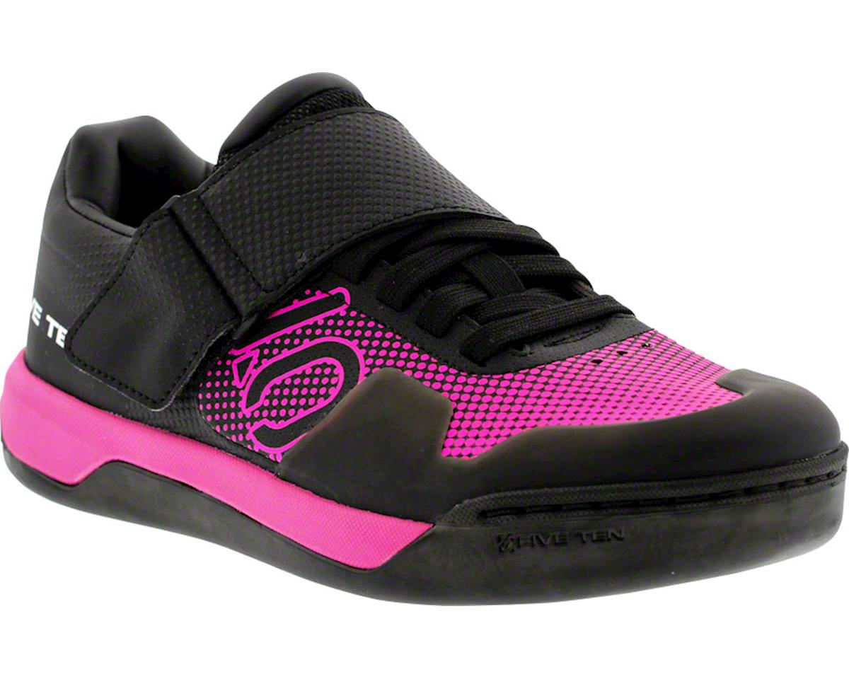 Hellcat Pro Women's Clipless/Flat Pedal Shoe: Shock Pink 11