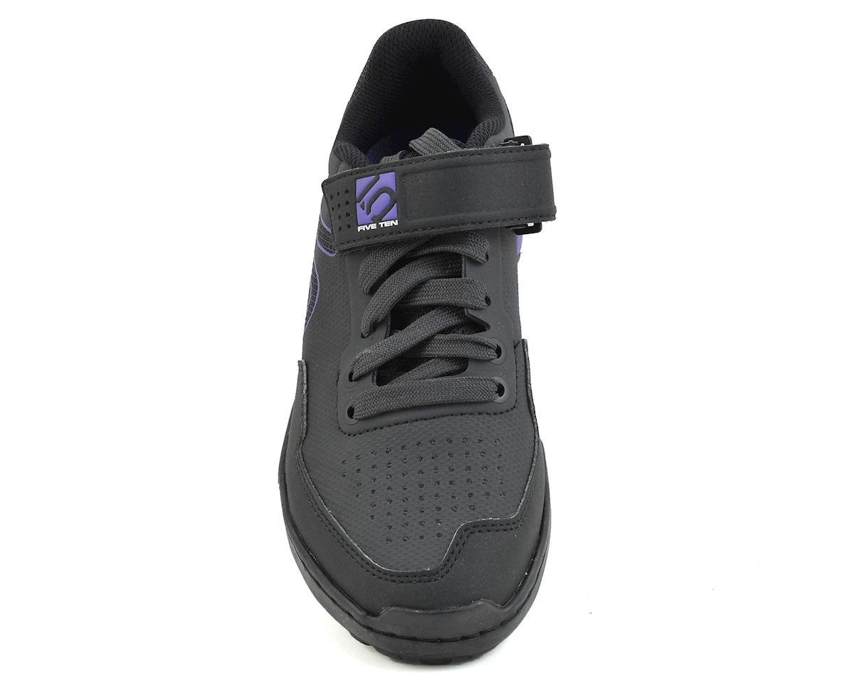 Five Ten Women's Kestrel Lace MTB Shoe (Black/Purple) (9)