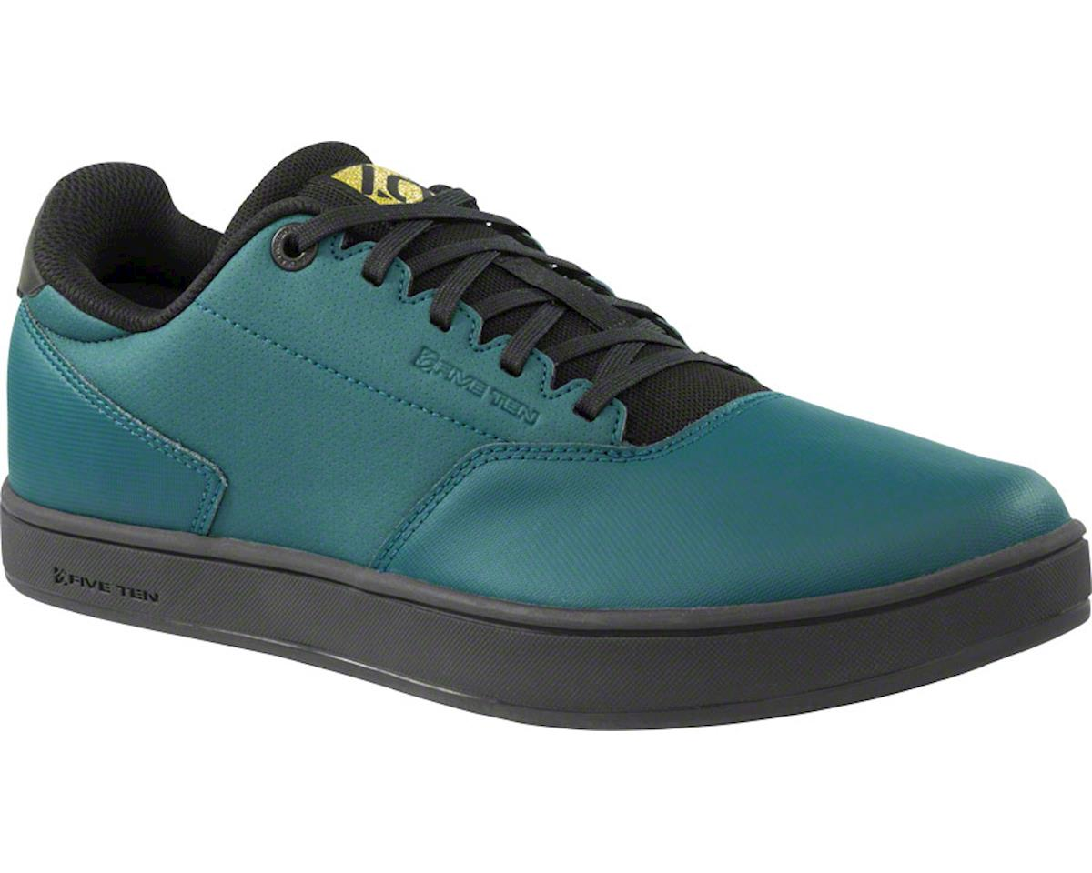 District Men's Clipless Shoe: Utility Green 12