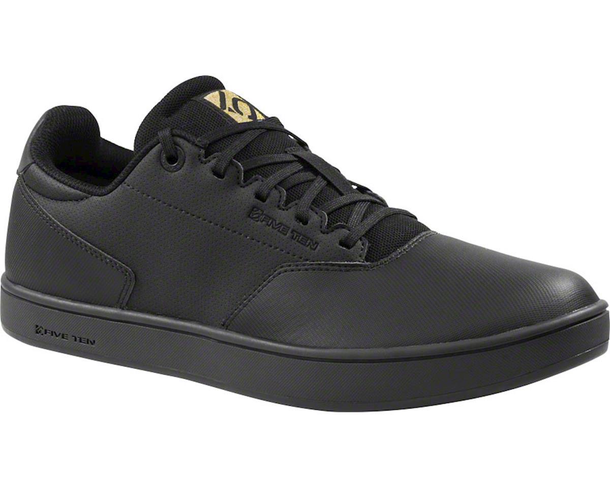 District Men's Clipless Shoe (Black)