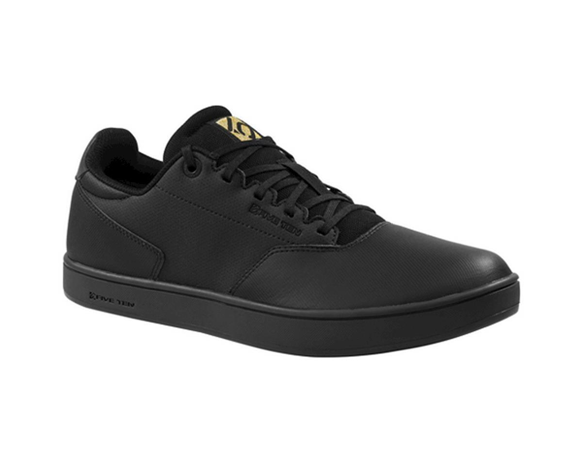 District Men's Flat Pedal Shoe: Black 10.5