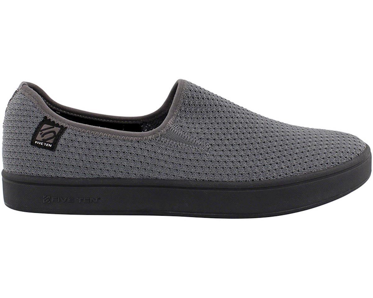 Sleuth Slip On Men's Flat Pedal Shoe: Gray 12