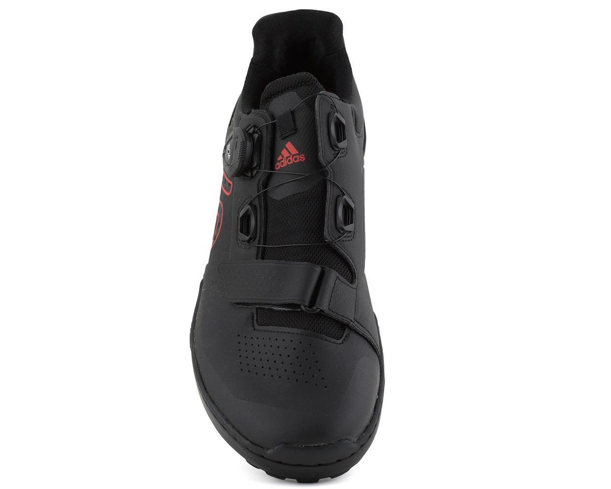 Five Ten Kestrel Pro BOA Men's Clipless Shoe (Black/Red/Gray) (12.5)