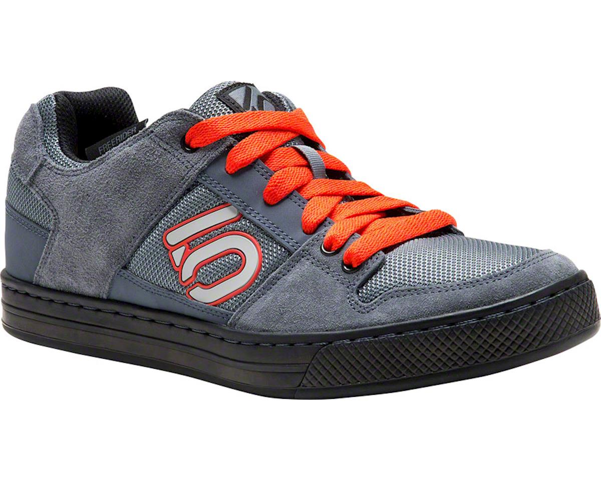 Five Ten Freerider Flat Pedal Shoe (Gray/Orange) (9)