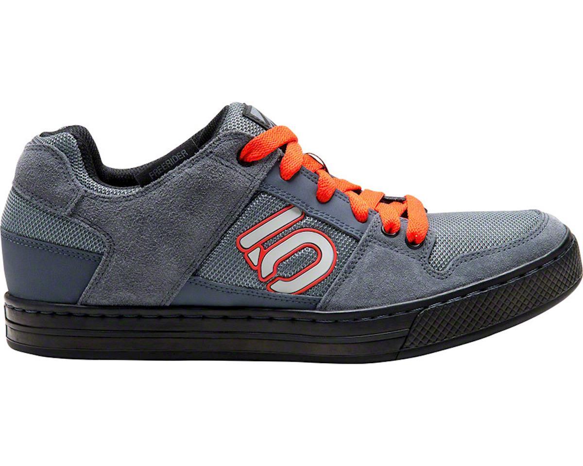 Five Ten Freerider Flat Pedal Shoe (Gray/Orange) (9)