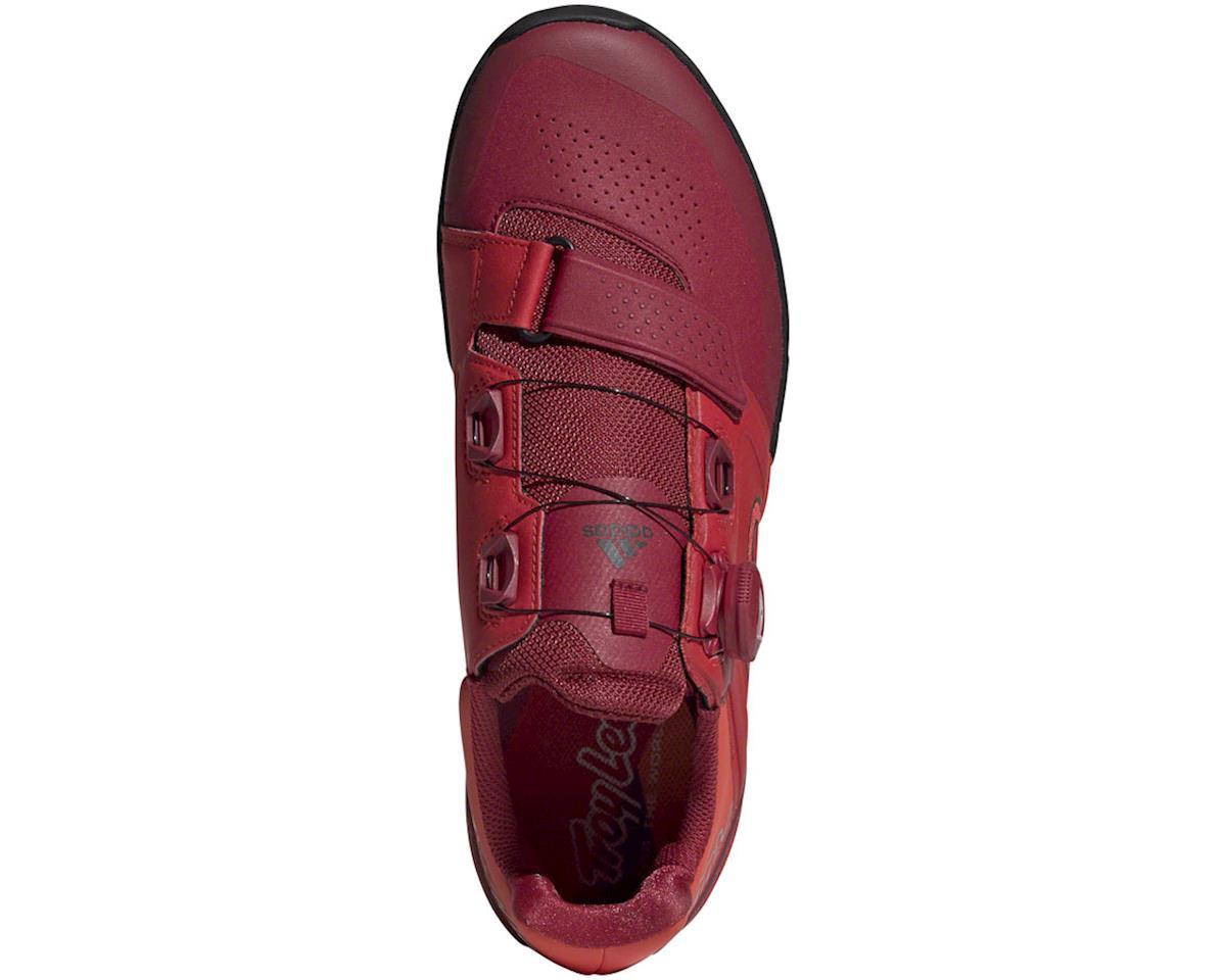 Five Ten Kestrel Pro BOA Troy Lee Designs Men's Clipless Shoe (Red/Black) (10)