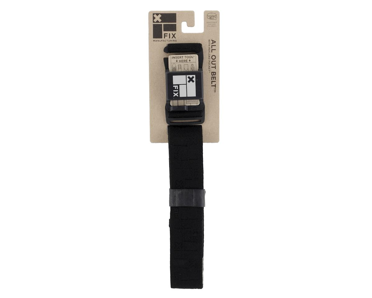 Fix Manufacturing All Out Belt (Black)