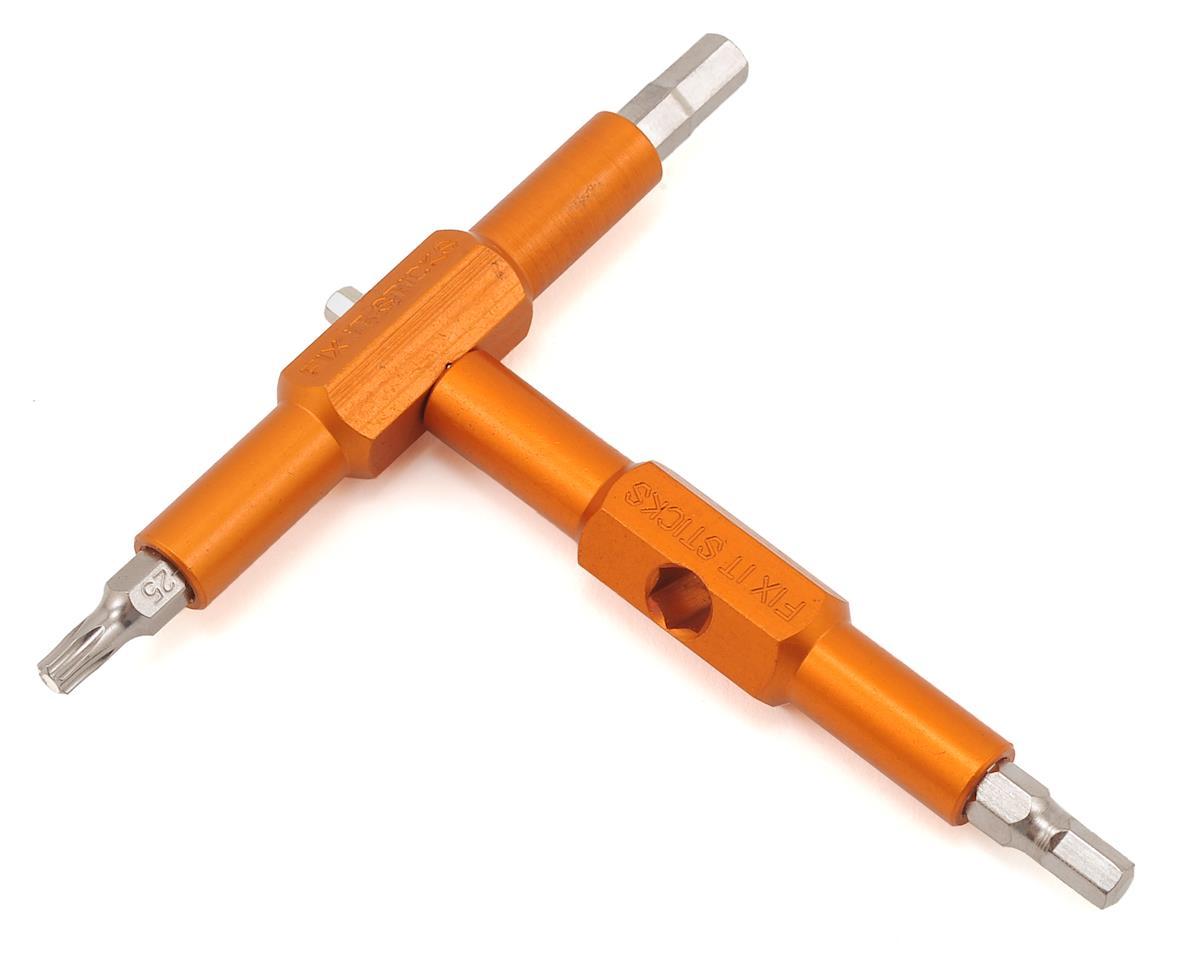 Fix It Sticks Multi Tool Sticks Standard A (4,5,6,Slotted)