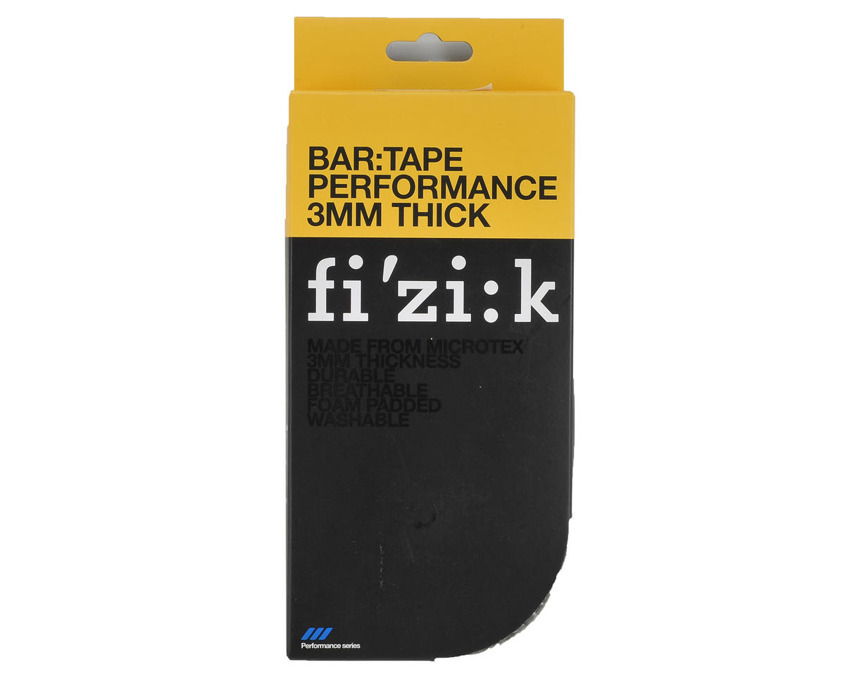 fizik Performance 3mm Thick Classic Bar Tape (White)