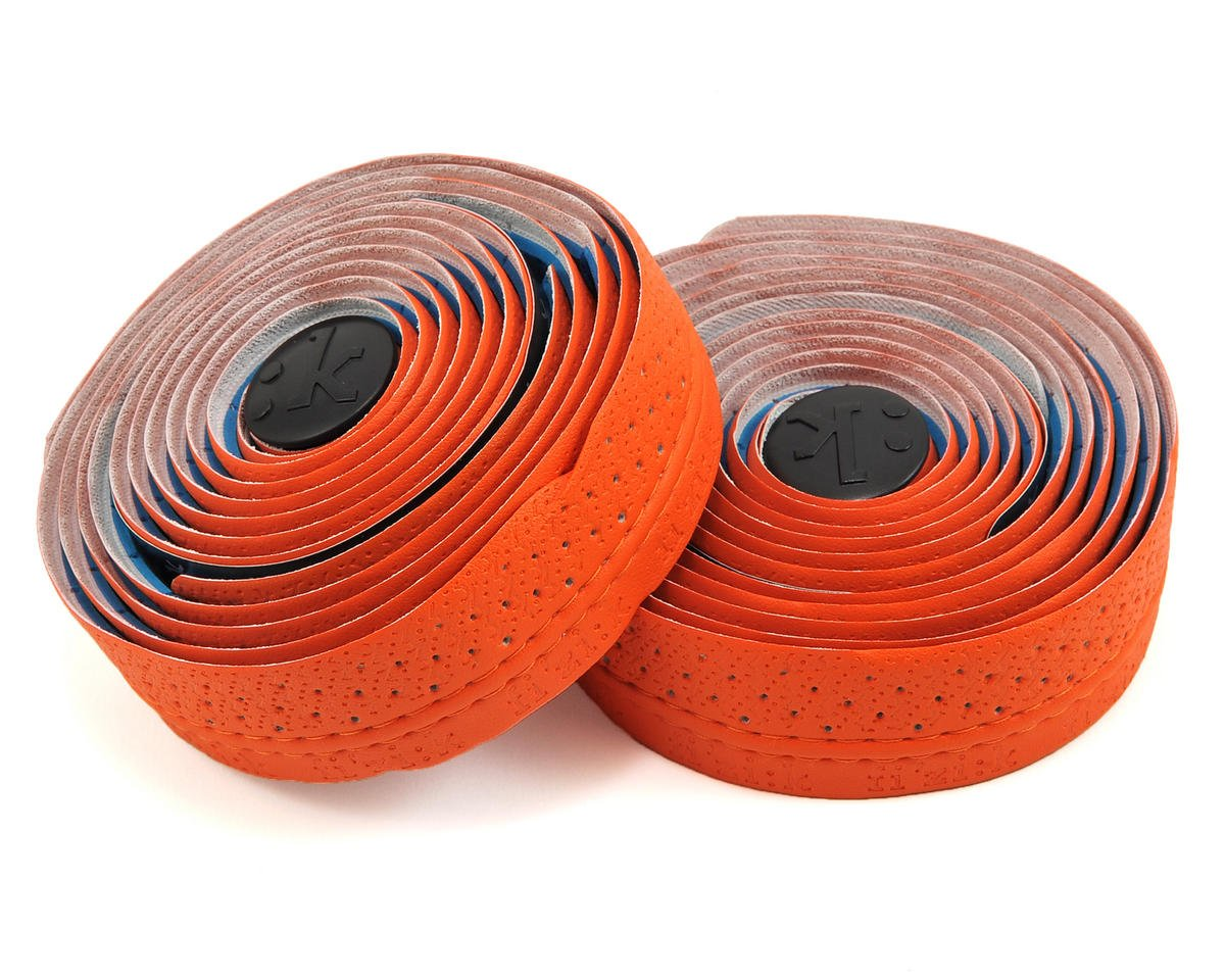 Performance 3mm Thick Classic Bar Tape (Orange)