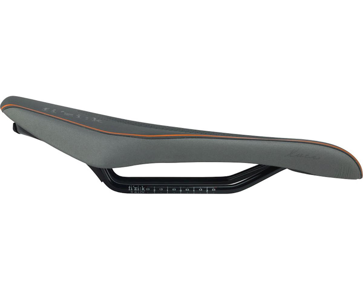 fizik Luce Mg Rail Regular Saddle (Black)