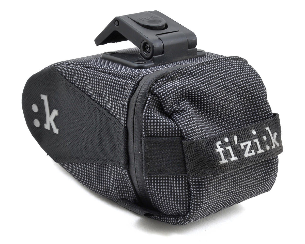 fizik Seat Bag With Clip (Dark Gray) (M)
