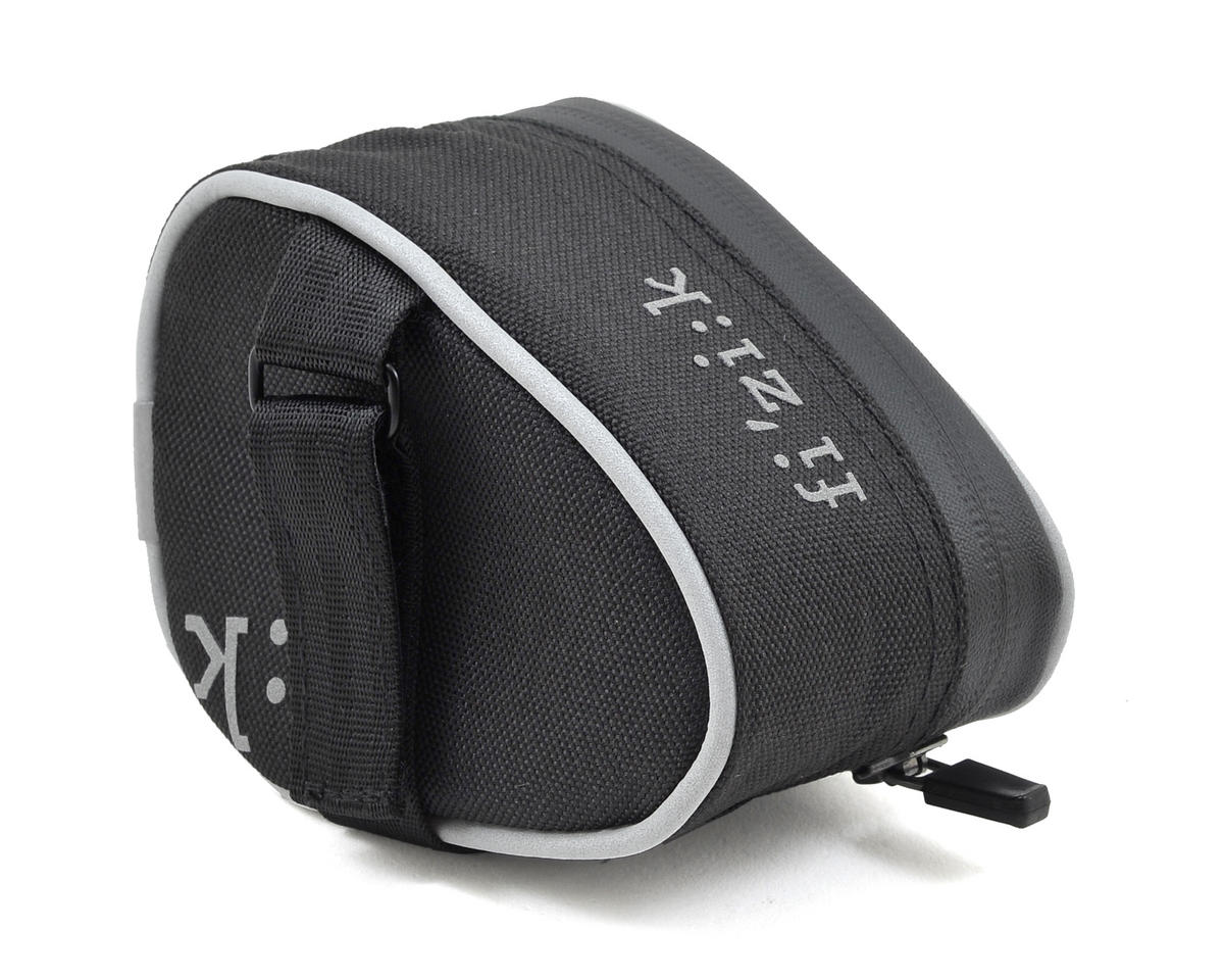 Fizik Bicycle Saddle Bag with Straps Medium Anthracite