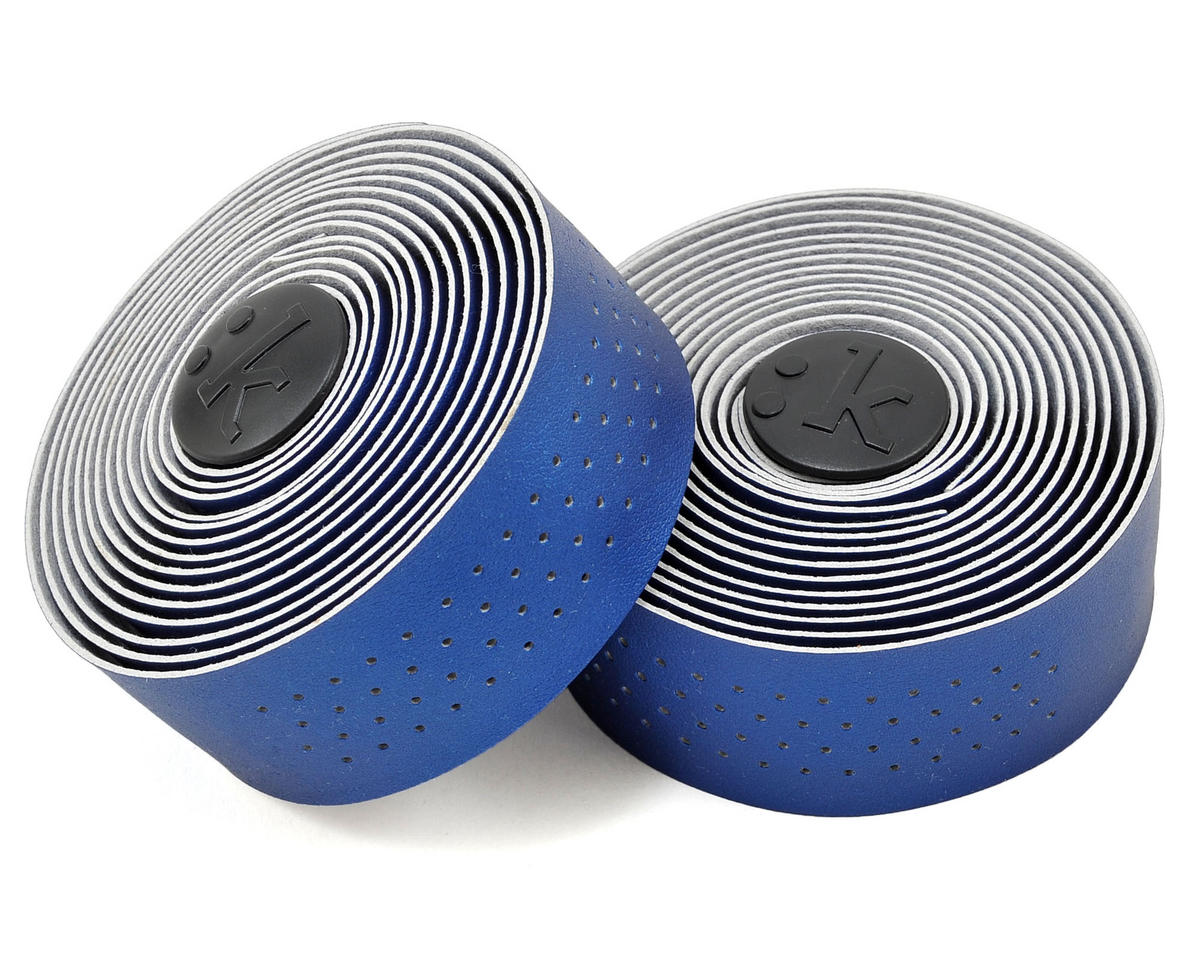 fizik Superlight 2mm Thick Perforated Microtex Handlebar Tape (Metal Blue)