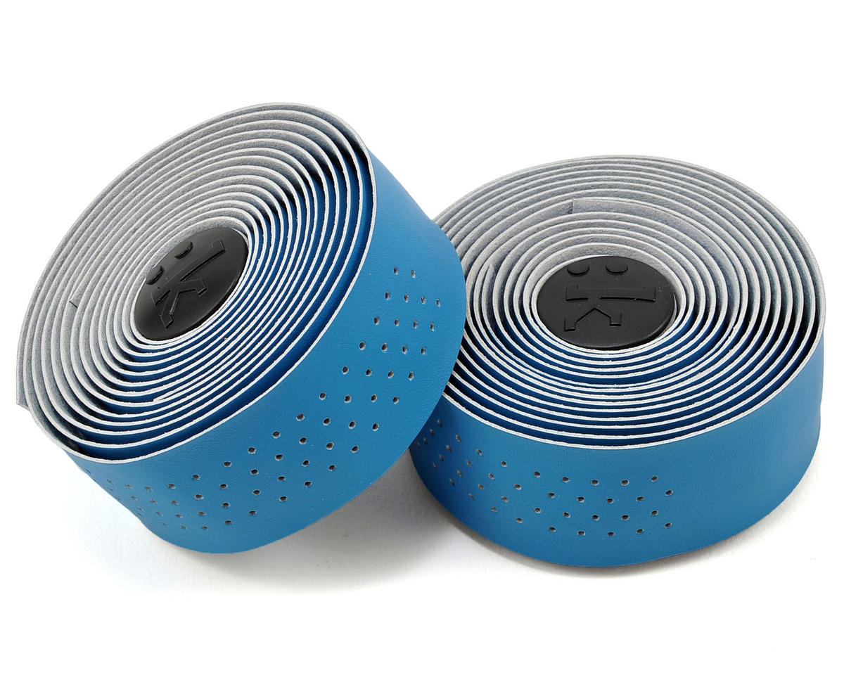 fizik Superlight 2mm Thick Perforated Microtex Handlebar Tape (Bright Blue)