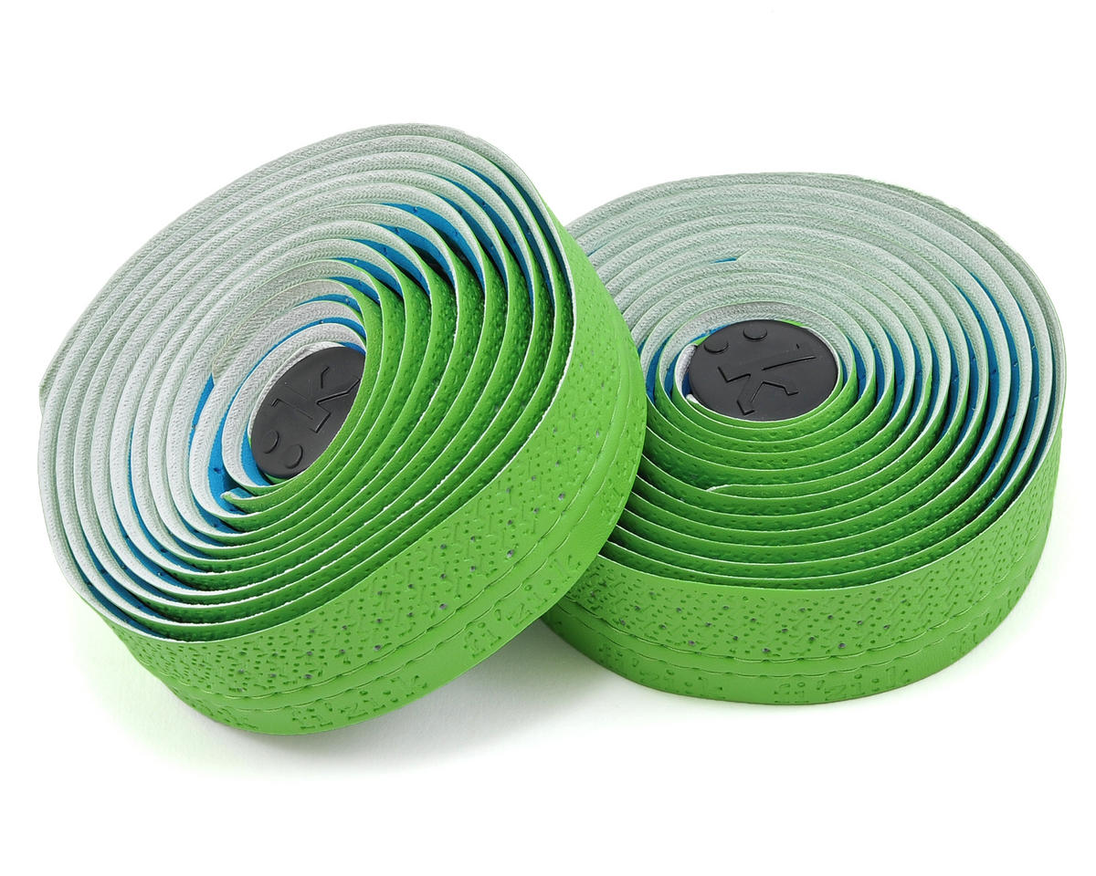 Performance 3mm Thick Classic Bar Tape (Green)