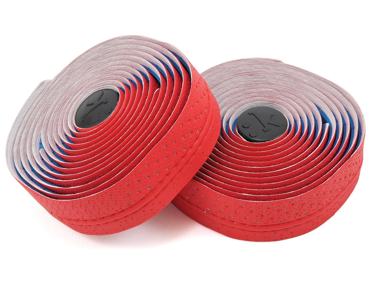 Performance 3mm Thick Classic Bar Tape (Red)