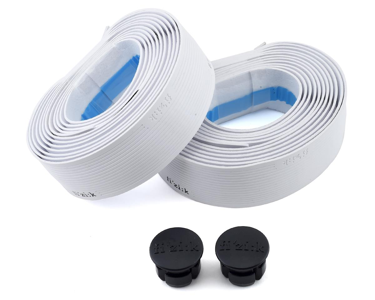 fizik Vento Microtex Tacky Handlebar Tape (White) (2mm Thick)
