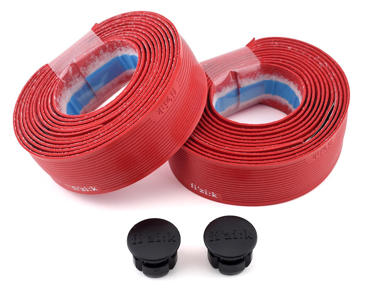 fizik Vento Microtex Tacky Handlebar Tape (Red) (2mm Thick)