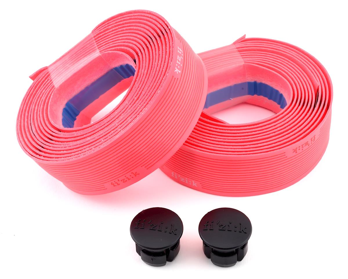fizik Vento Microtex Tacky Handlebar Tape (Pink Fluorescent) (2mm Thick)
