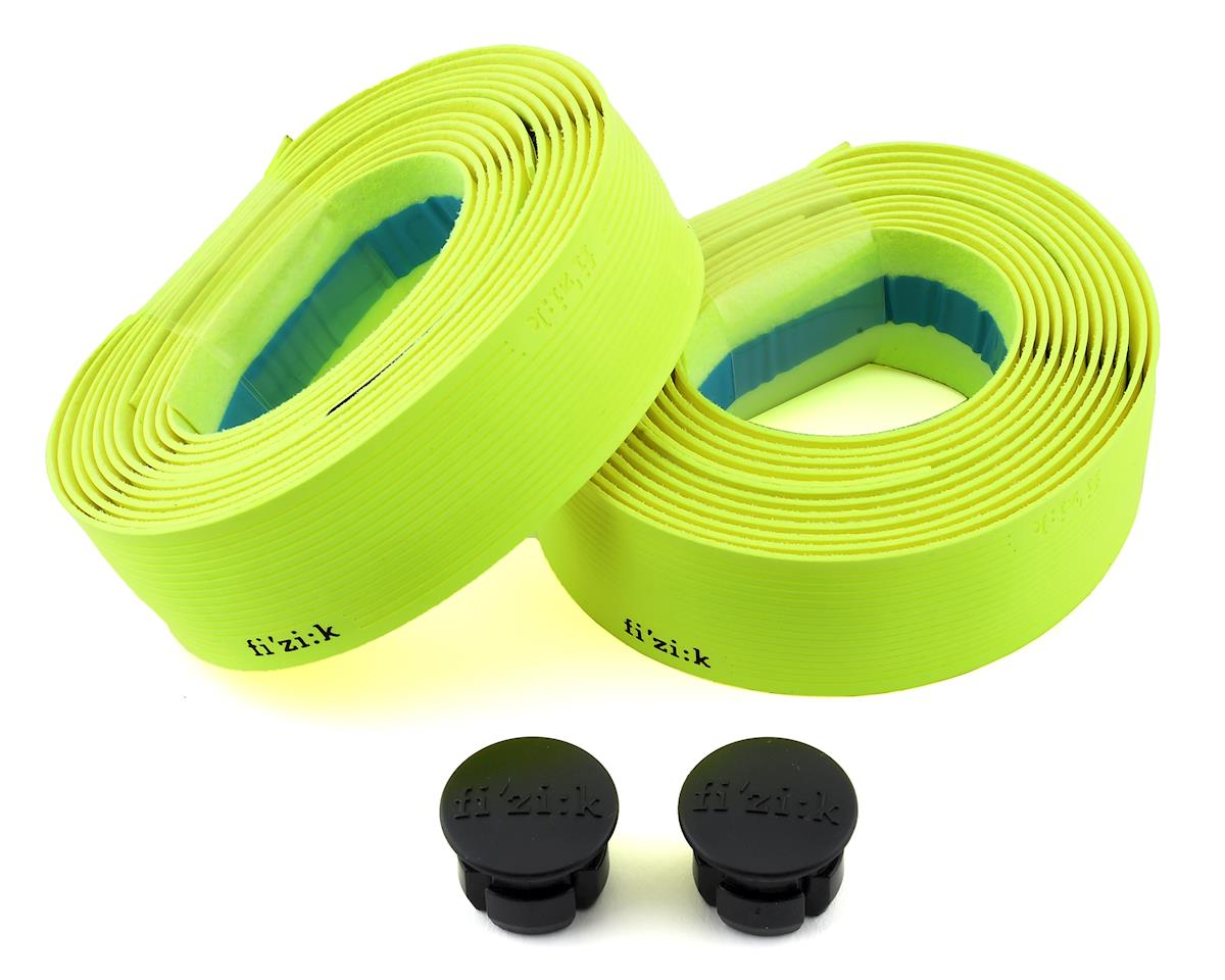 fizik Vento Microtex Tacky Handlebar Tape (Yellow Fluorescent) (2mm Thick)