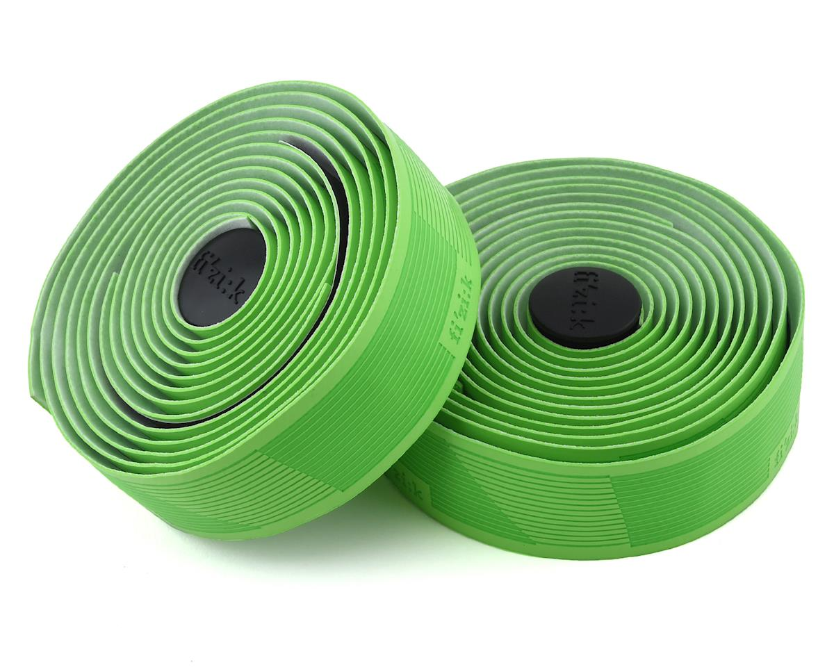 fizik Vento Solocush Tacky Handlebar Tape (Green) (2.7mm Thick)
