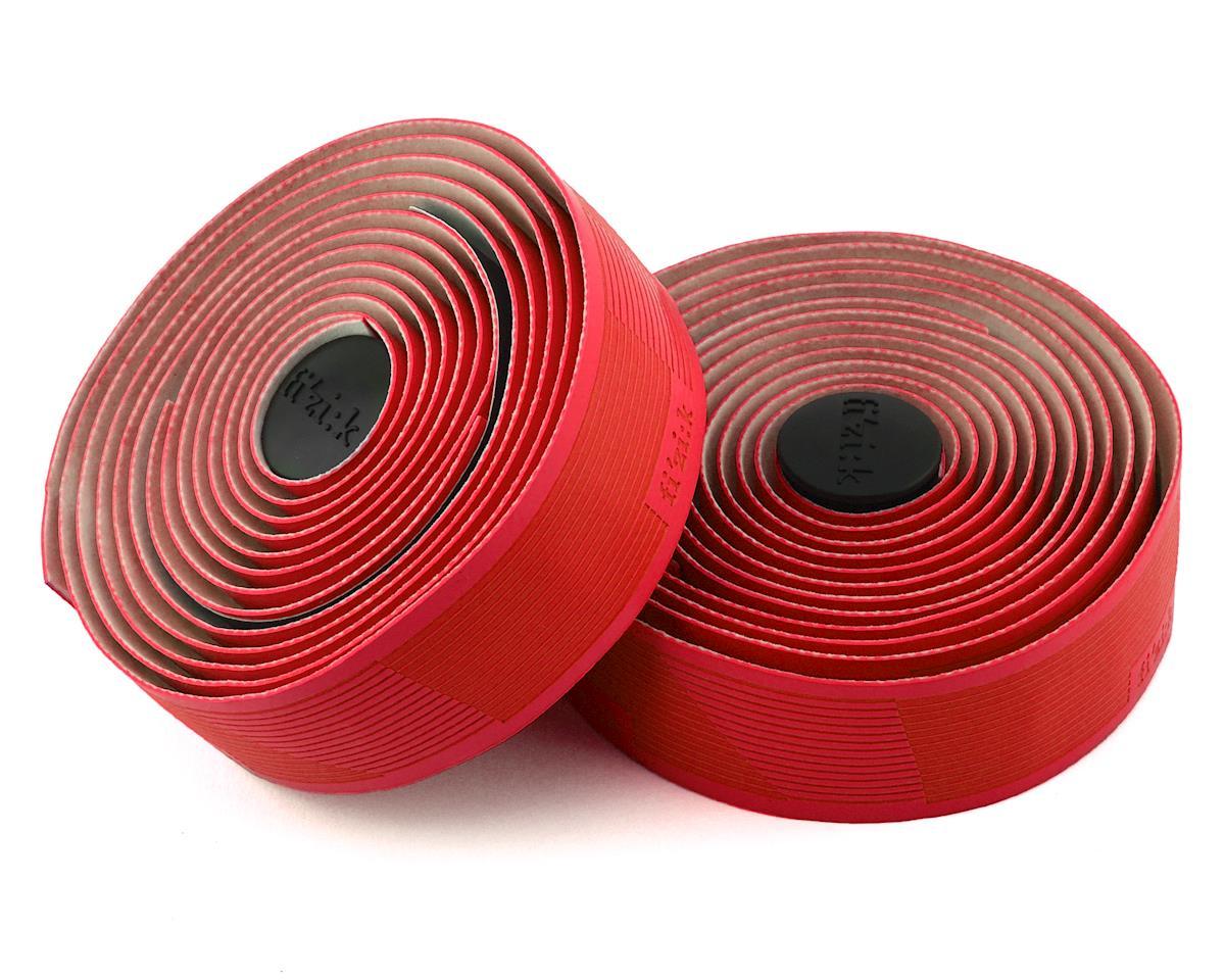 fizik Vento Solocush Tacky Handlebar Tape (Red) (2.7mm Thick)