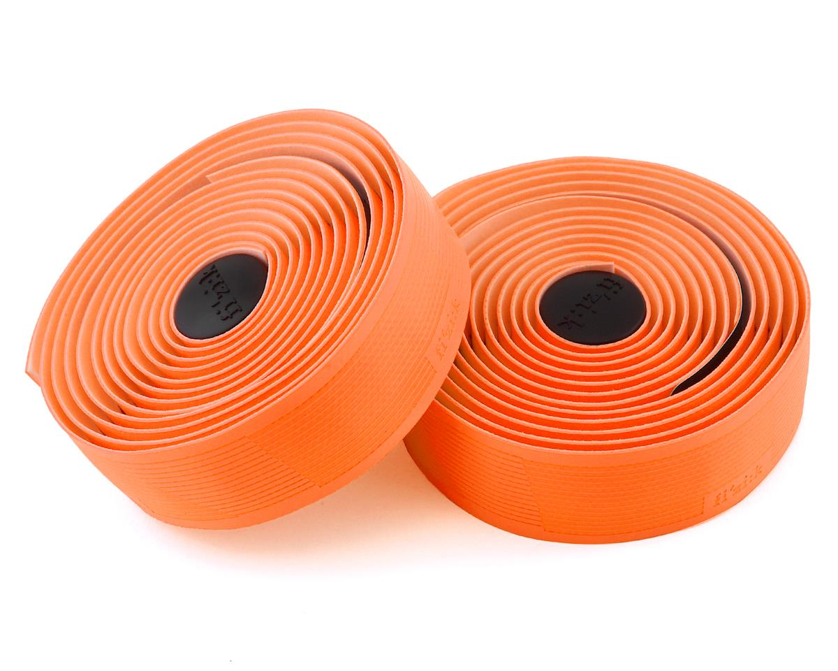 fizik Vento Solocush Tacky Handlebar Tape (Orange Fluorescent) (2.7mm Thick)