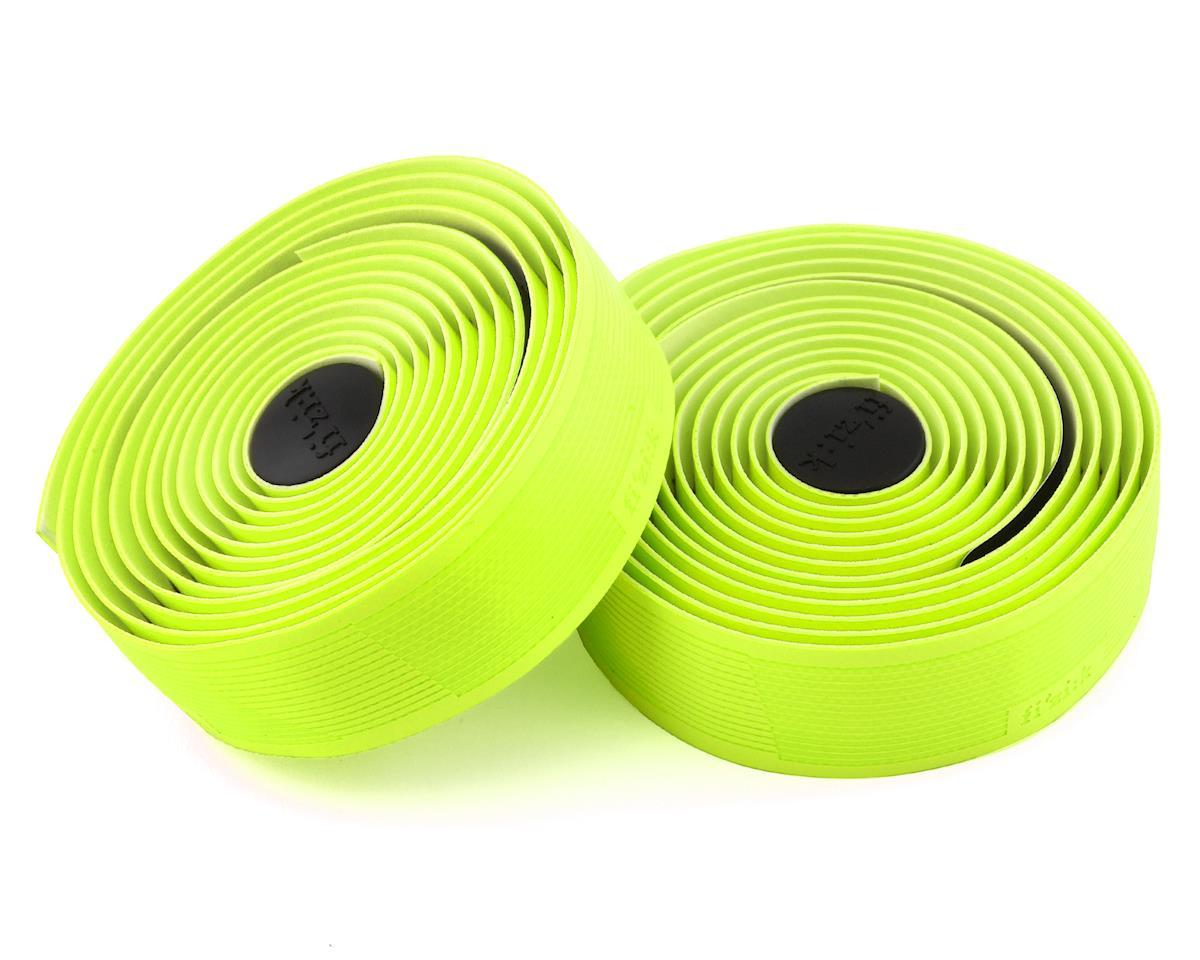 fizik Vento Solocush Tacky Handlebar Tape (Yellow Fluorescent) (2.7mm Thick)