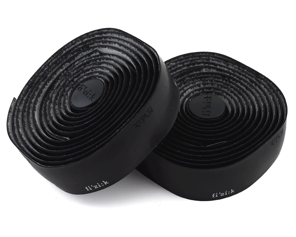 fizik Terra Bondcush Tacky Handlebar Tape (Black) (3mm Thick)
