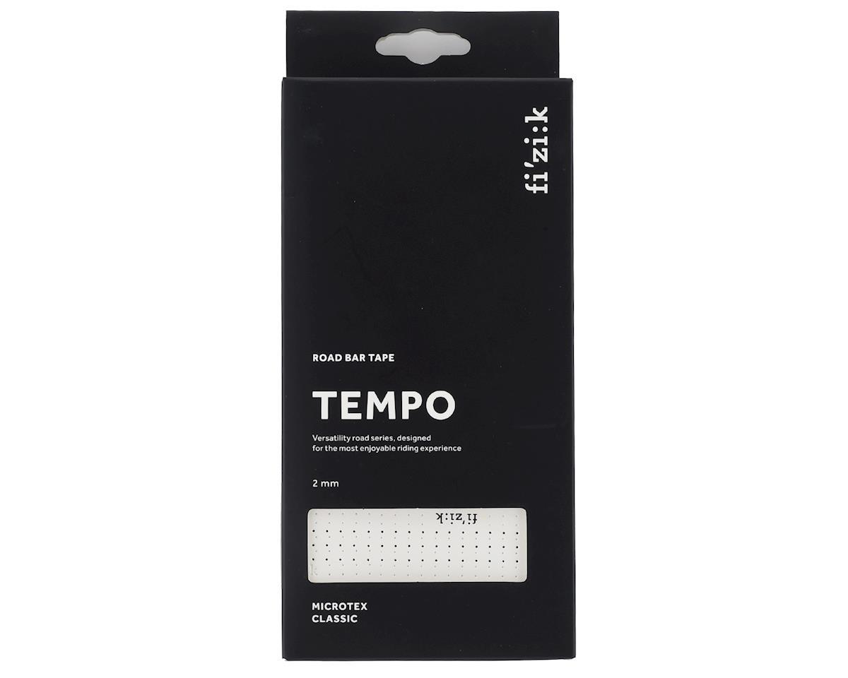 Image 3 for fizik Tempo Microtex Classic Handlebar Tape - White
