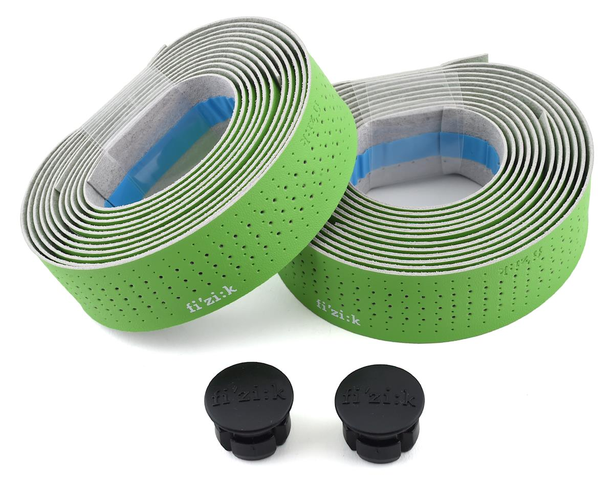 fizik Tempo Microtex Classic Handlebar Tape (Green) (2mm Thick)