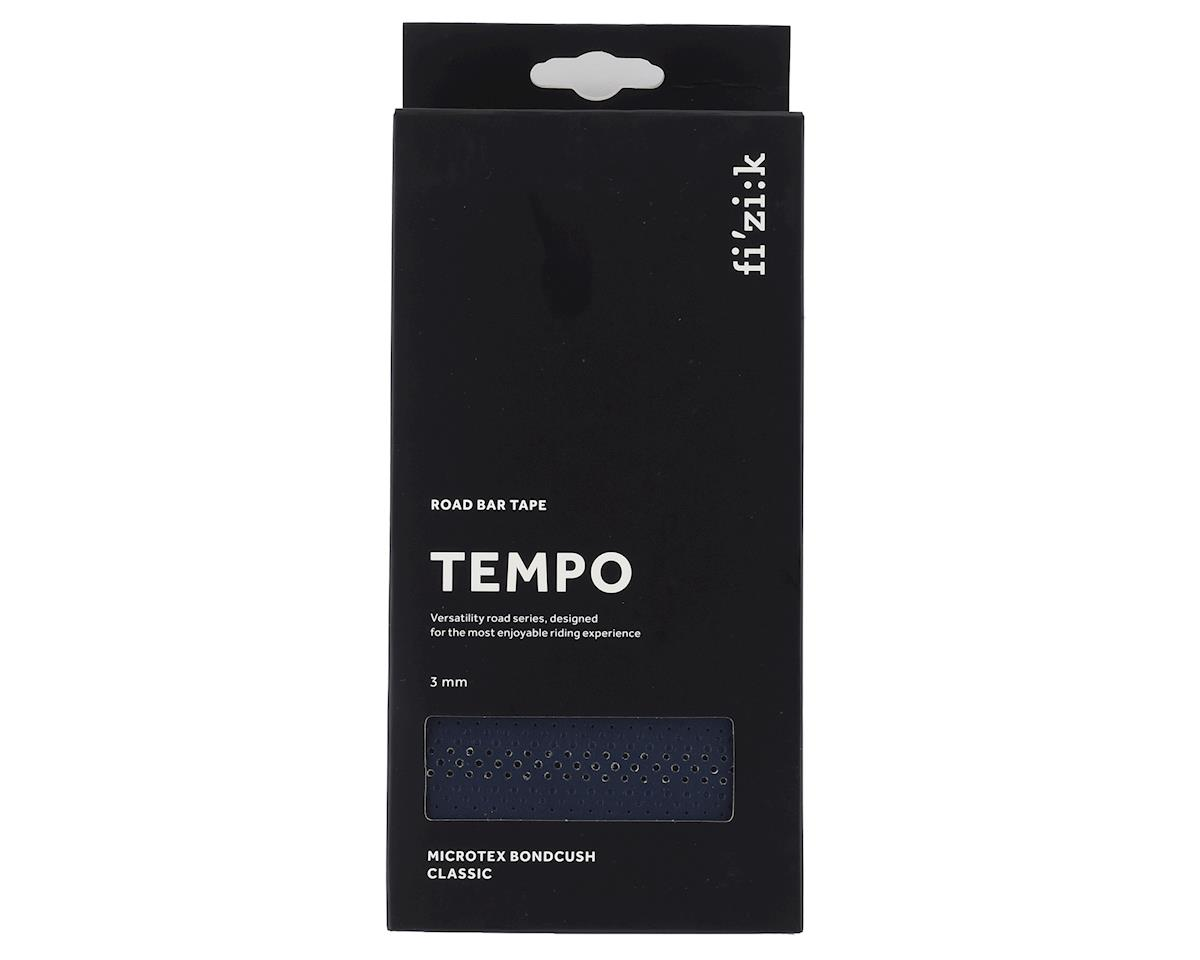 fizik Tempo Bondcush Classic Handlebar Tape (Blue) (3mm Thick)