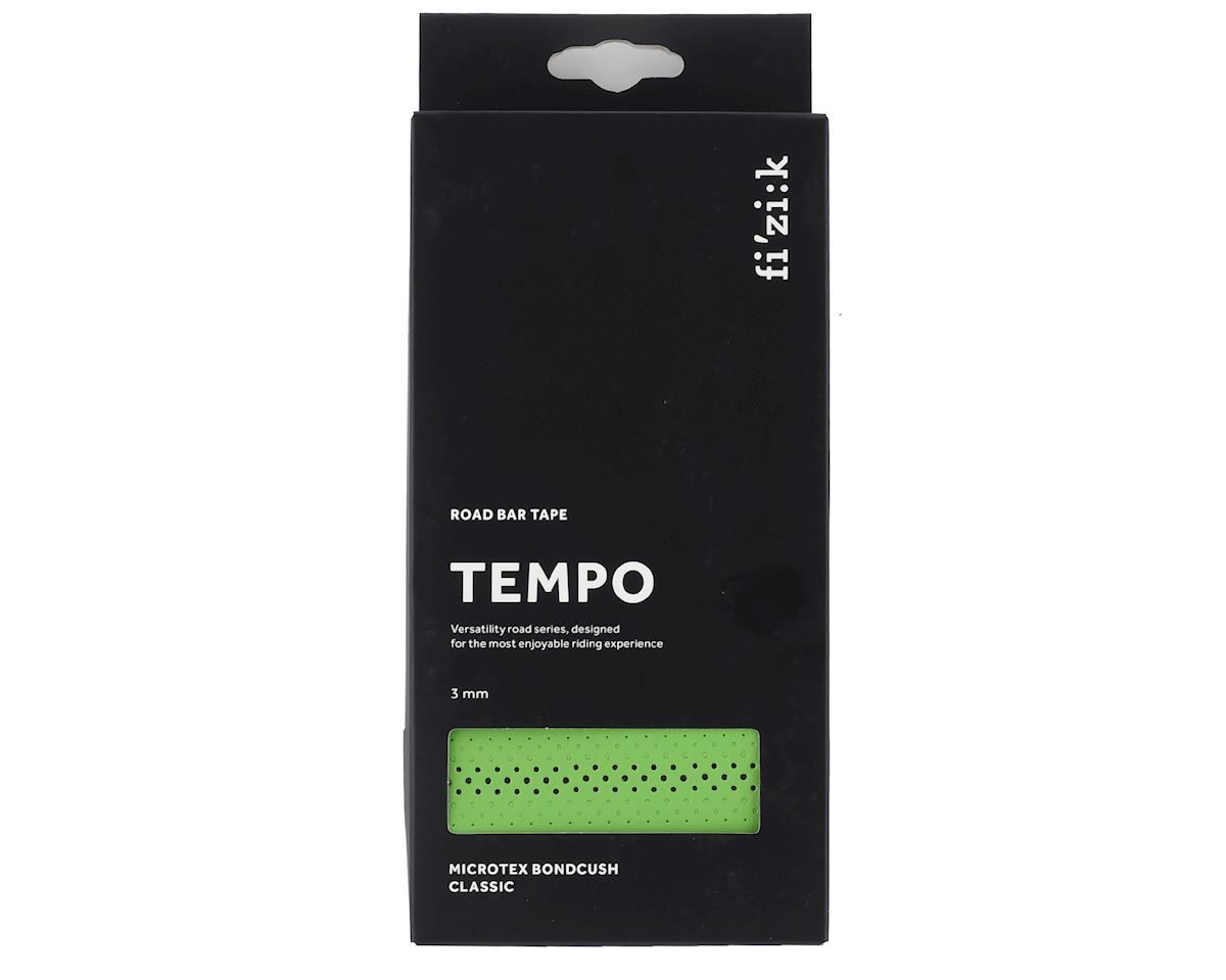 Image 3 for fizik Tempo Bondcush Classic Handlebar Tape (Green) (3mm Thick)