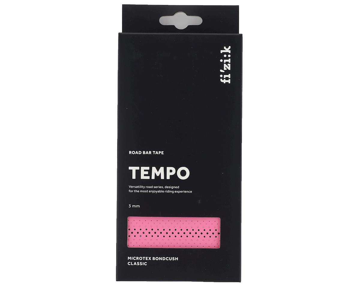 fizik Tempo Bondcush Classic Handlebar Tape (Pink) (3mm Thick)