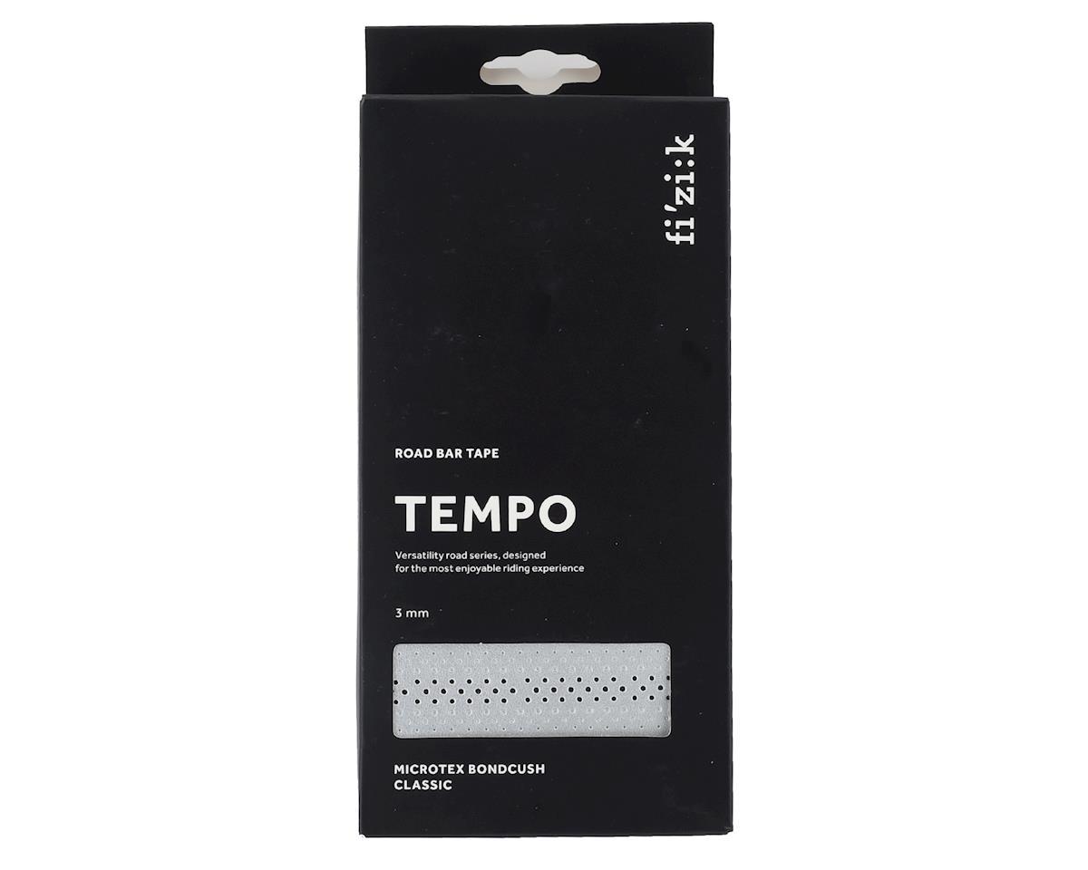 fizik Tempo Bondcush Classic Handlebar Tape (Silver) (3mm Thick)