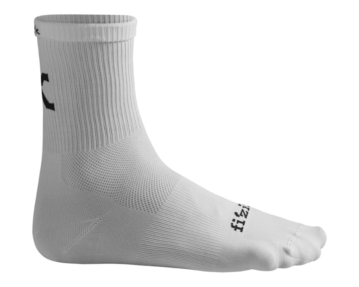 fizik Summer Racing Socks (White) (XL/XXL)