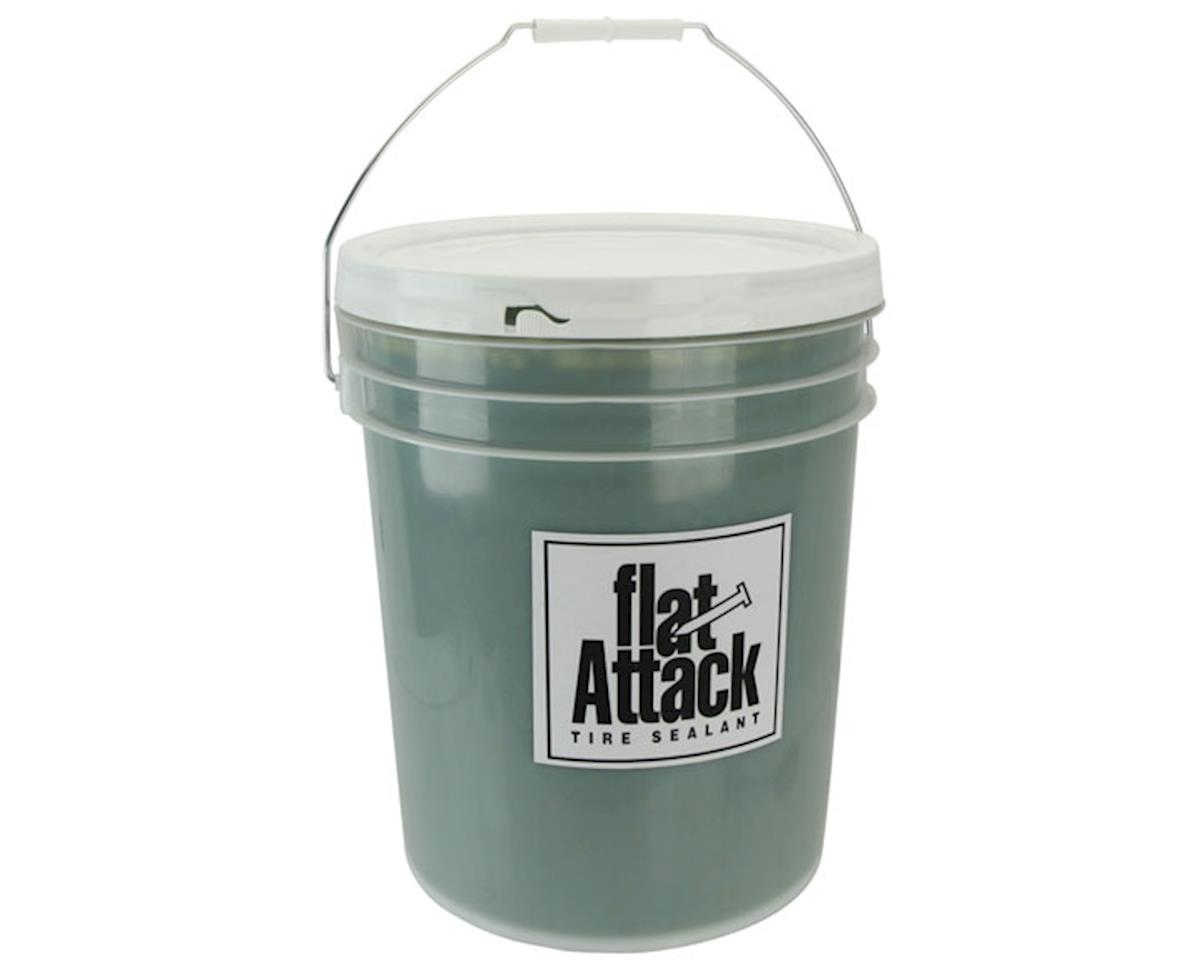 Flat Attack Sealant: 5-Gallon Bucket