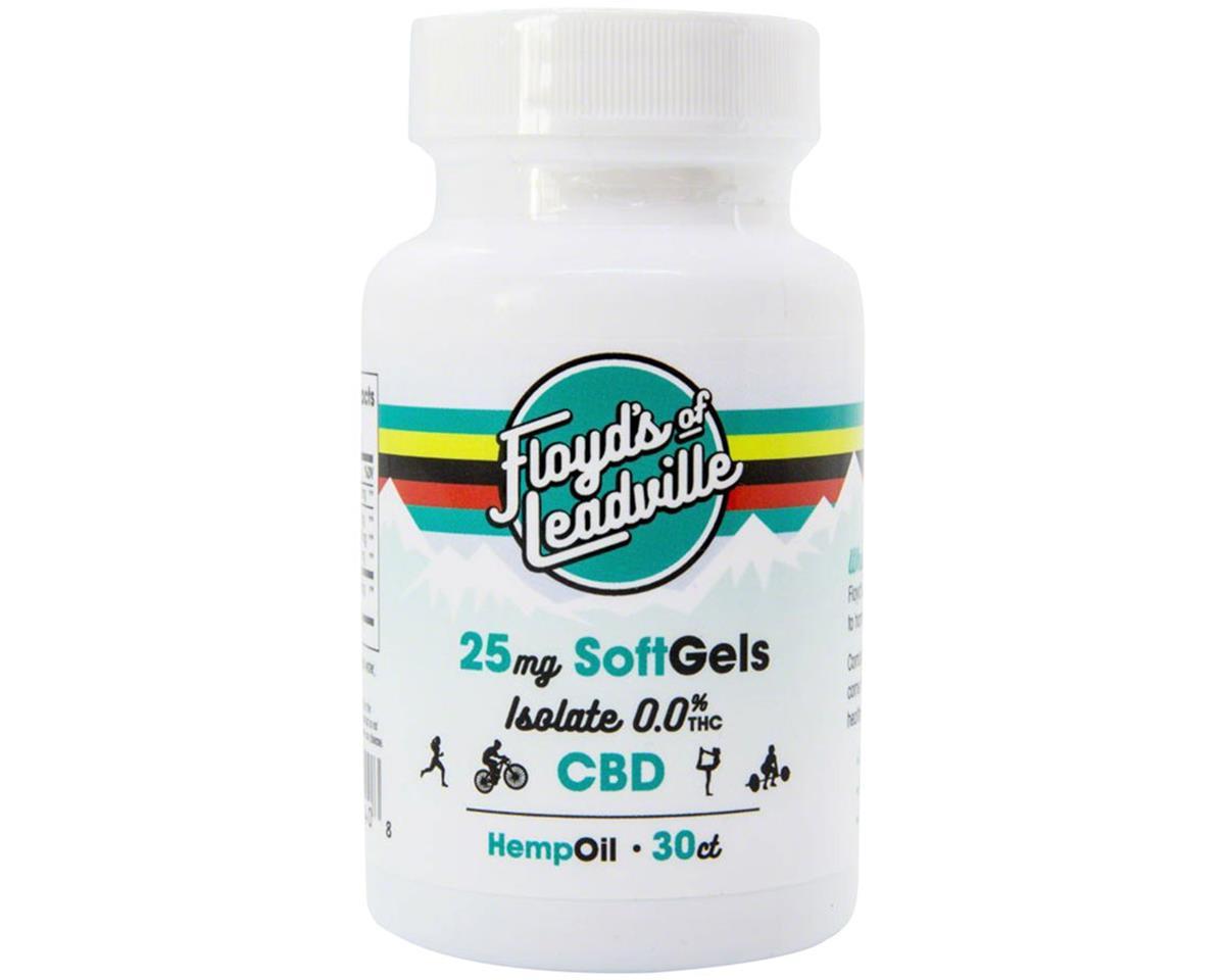 Floyd's of Leadville CBD Softgel Isolate (THC-Free) (30 Capsules)