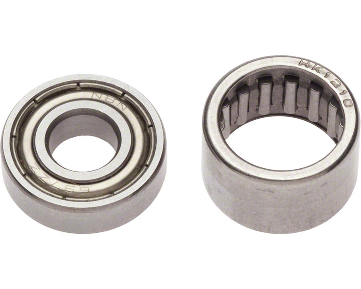 Ruben Aluminum Pedal Bearings