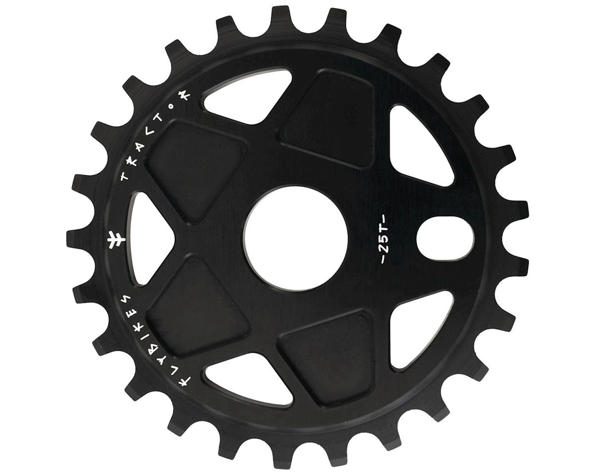 Flybikes Tractor Sprocket 25T Flat Black