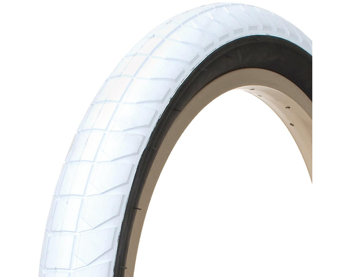 """Fuego Tire 20"""" x 2.3"""" White/Black"""