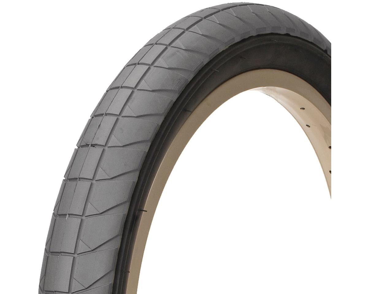 "Fuego Tire 20"" x 2.3"" Dark Gray/Black"