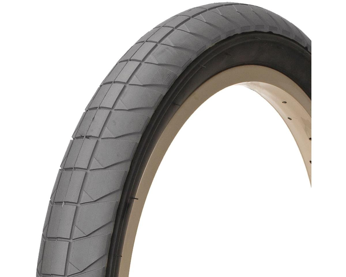 "Flybikes Fuego Tire 20"" x 2.3"" Dark Gray/Black"