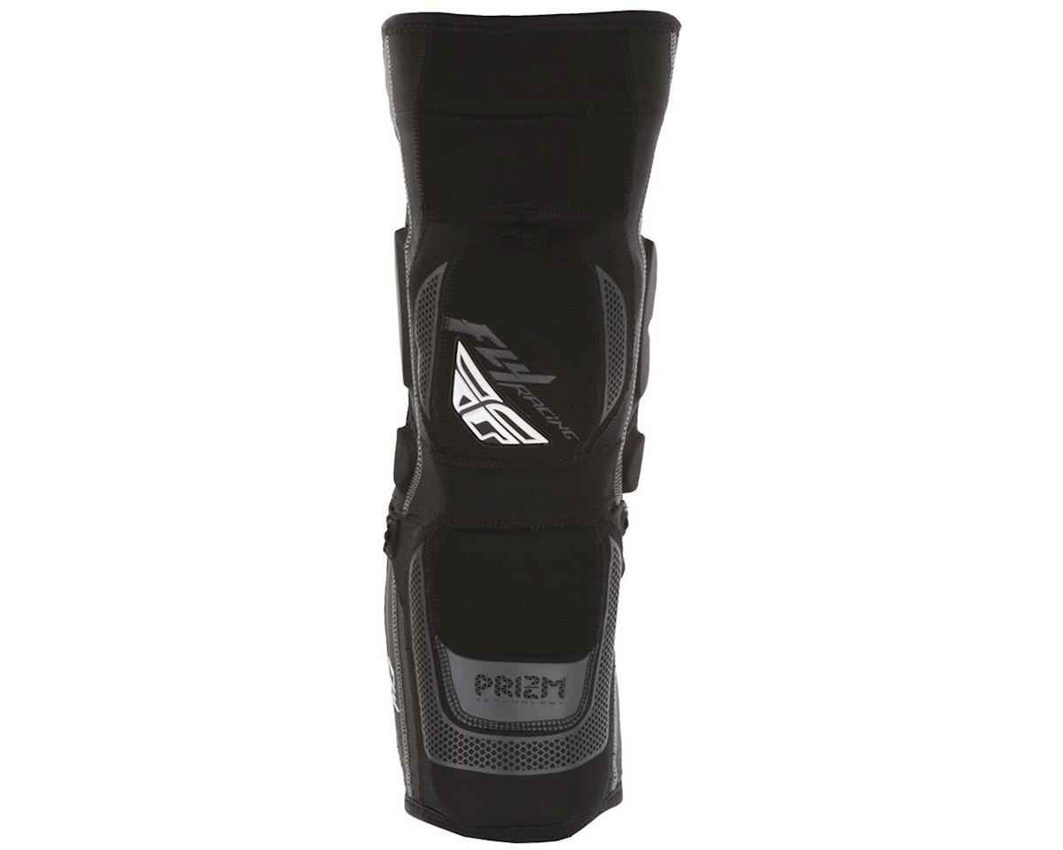 Image 1 for Fly Racing Prizm Knee Guard (Black) (L)
