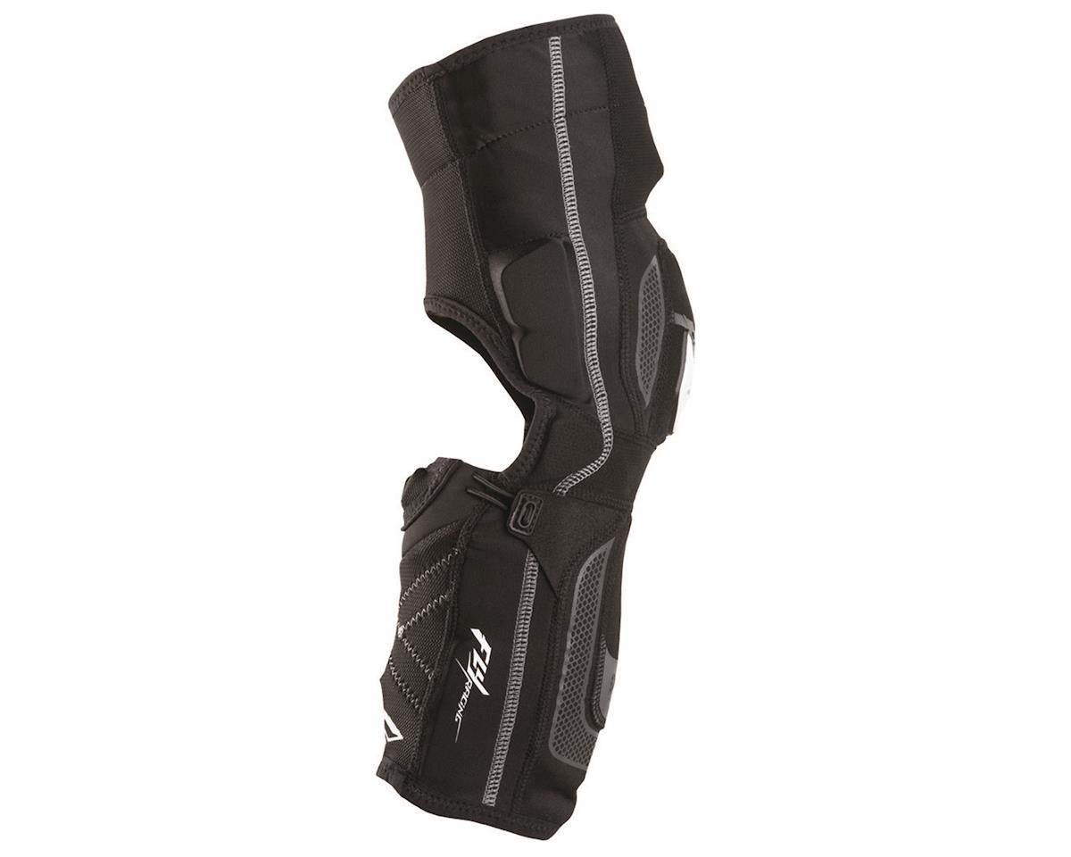 Image 2 for Fly Racing Prizm Knee Guard (Black) (L)