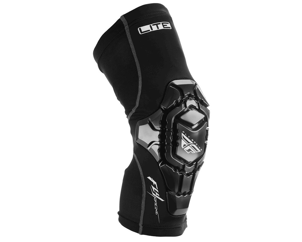 Fly Racing Barricade Lite Knee Guard (Black) (L)