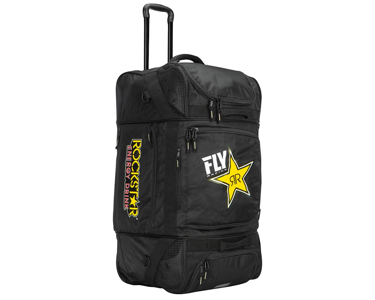 Fly Racing Roller Grande Rockstar Bag (Black/Yellow)
